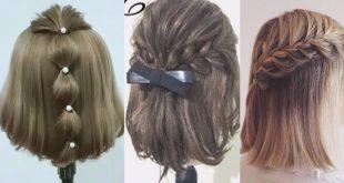 بالصور تسريحات للشعر القصير , اختاري تسريحه شعرك القصير 2216 12 310x165
