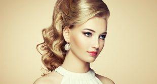 صوره اجمل تسريحة شعر في العالم , اجمل طرق تزيين الشعر
