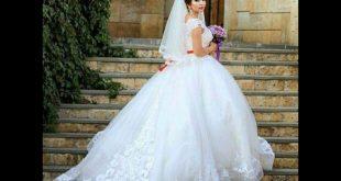 صوره فساتين زفاف فخمه , احلى الفستاتين الجميلة