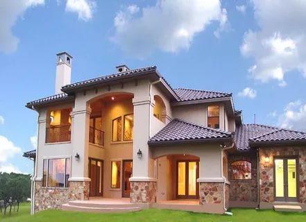 صوره تصاميم بيوت , احدث تصاميم وديكورات المنازل