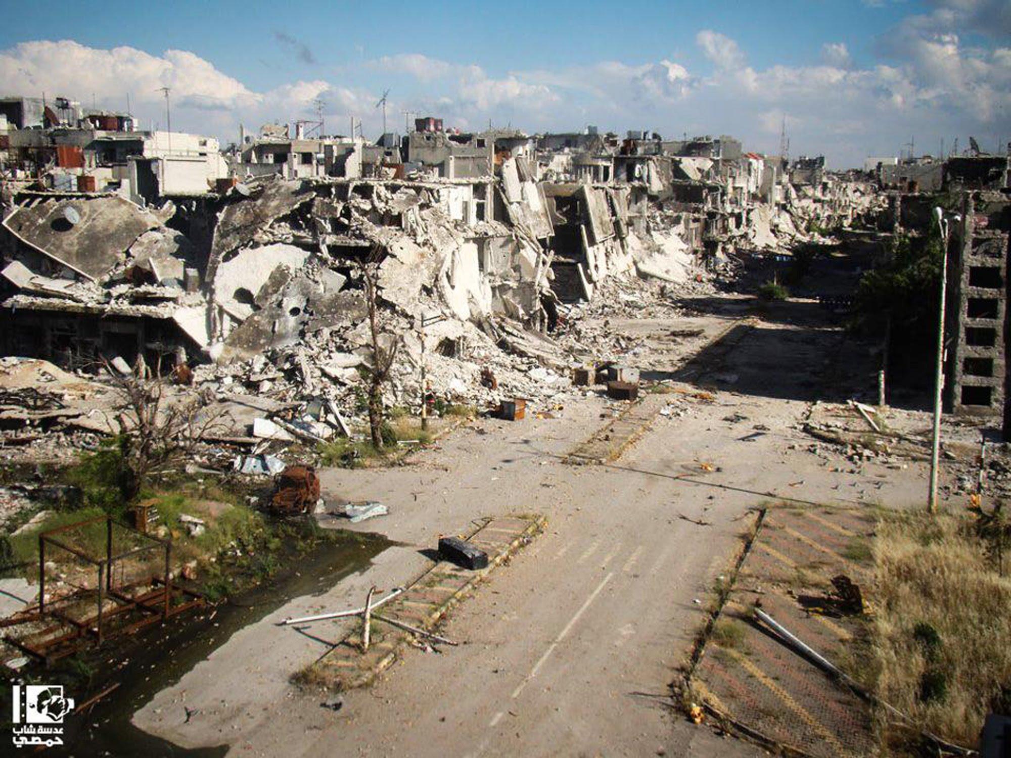 بالصور صور عن سوريا , صور قاسيه من سوريا الحبيبه 2901 4