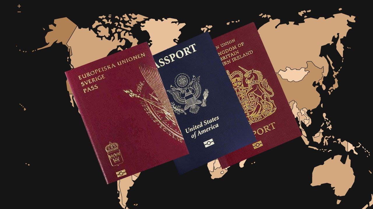 بالصور صور جواز سفر , صور مجموعة جوازات السفر جميع الدول 2954 4