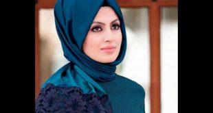بالصور بنات محجبات على الفيس بوك , اجمل خلفيات بنات بالحجاب 2975 16 310x165