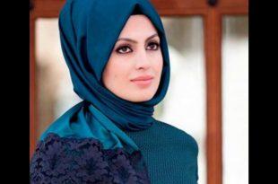 بالصور بنات محجبات على الفيس بوك , اجمل خلفيات بنات بالحجاب 2975 16 310x205