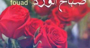صوره صباح الورد حبيبي , اجمل العبارات والكلمات فى الصباح