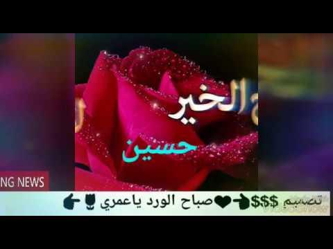 بالصور صباح الورد حبيبي , اجمل العبارات والكلمات فى الصباح 341 7