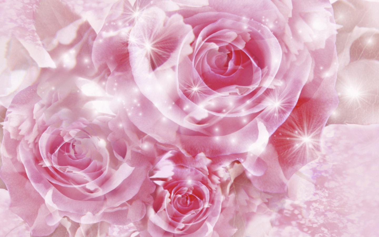 صوره خلفيات وردية , احدث الخلفيات الورديه
