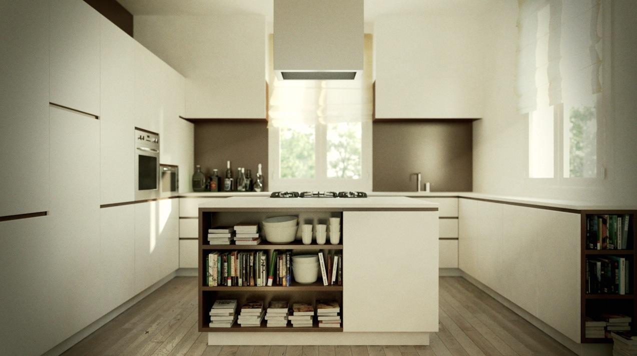 بالصور تصاميم مطابخ , افكار تصاميم مطابخ جديده ومتنوعه 3541 5