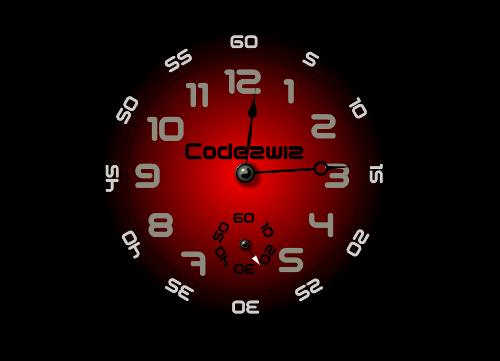 بالصور ساعة خلفية , ساعات لخلفيه الشاشه 3544 1