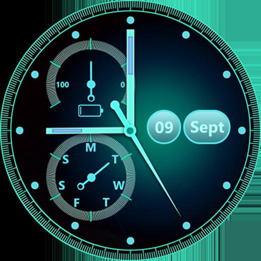 بالصور ساعة خلفية , ساعات لخلفيه الشاشه 3544 3
