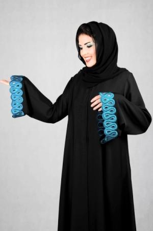 بالصور عبايات سعودية , احدث موديلات العبايات السعوديه 3551 7