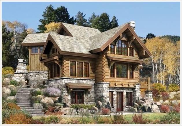 بالصور صور منازل , ابداع في تصميم المنازل بالصور 3553 5