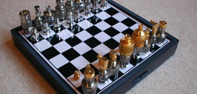 صوره كيفية لعب الشطرنج , كيفه نلعب الشطرنج باحتراف