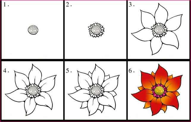 بالصور رسم سهل جدا , تعلم الرسم السهل جدا 3594 12