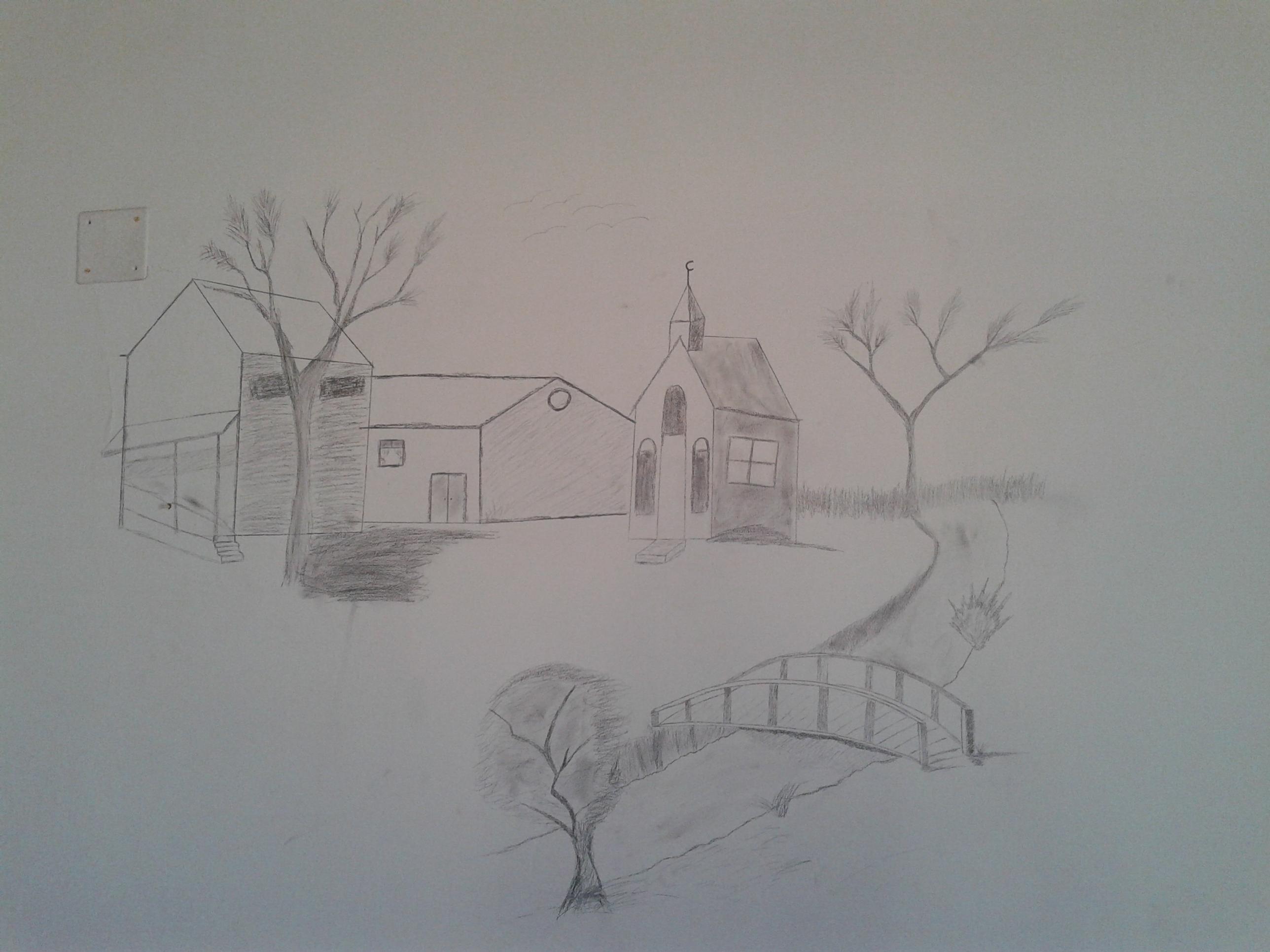 بالصور رسم سهل جدا , تعلم الرسم السهل جدا 3594 8