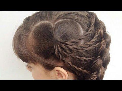 بالصور اجمل تسريحات الشعر , اروع التسريحات الرقيقة الخفيفة للشعر 362 9