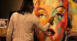 صورة انواع الفنون , اشكال الفن