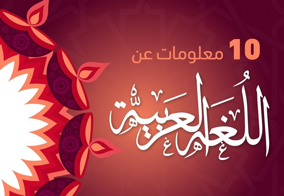 معلومات عن اللغه العربيه , اهمية اللغه العربيه و معلومات عنها