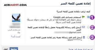 بالصور نسيت كلمة سر الفيس بوك , توضيح معرفه كيفه استرجاع كلمه السر للفيس بوك فى حاله نسيانها 3674 2 310x165