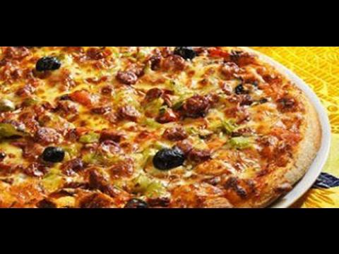 بالصور عمل البيتزا , اجمل الوجبات الغذائية الجميلة 400 1