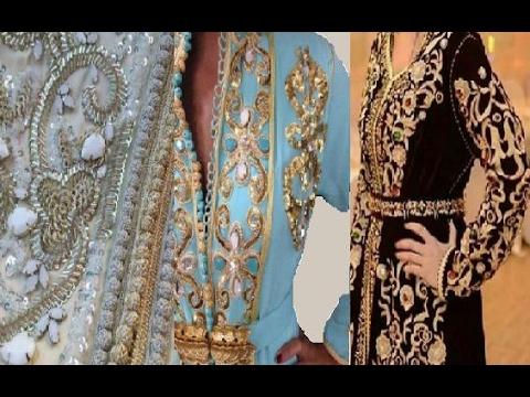 بالصور صور قفطان مغربي , اروع القطفان المغربية الجميلة 412 8