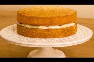صوره طريقة عمل الكيكة الاسفنجية بالصور , اروع طرق عمايل الكيكة