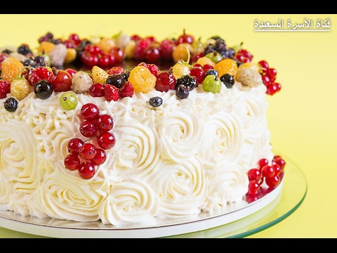 بالصور طريقة عمل الكيكة الاسفنجية بالصور , اروع طرق عمايل الكيكة 442 4
