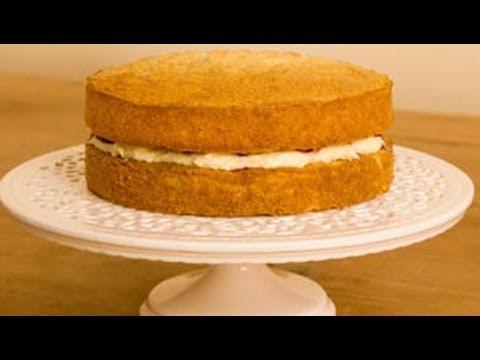 صور طريقة عمل الكيكة الاسفنجية بالصور , اروع طرق عمايل الكيكة