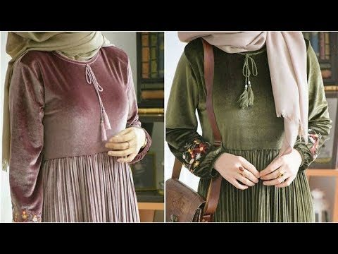 بالصور لباس المحجبات , اروع الملابس للمحجبات 488 11