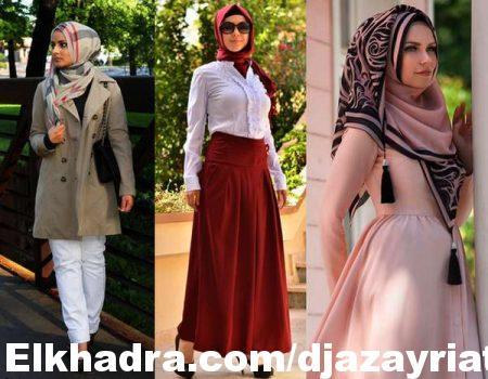 بالصور لباس المحجبات , اروع الملابس للمحجبات 488 12