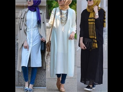بالصور لباس المحجبات , اروع الملابس للمحجبات 488 2
