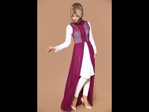 بالصور لباس المحجبات , اروع الملابس للمحجبات 488 4