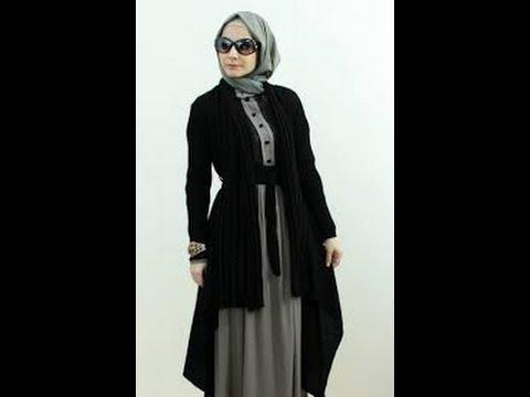 بالصور لباس المحجبات , اروع الملابس للمحجبات 488 5