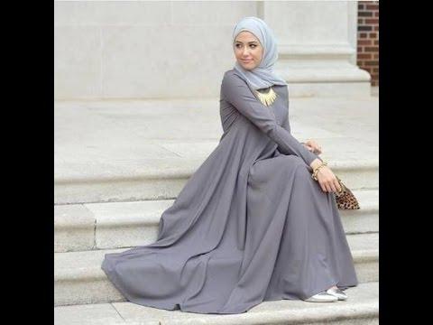 بالصور لباس المحجبات , اروع الملابس للمحجبات 488 7