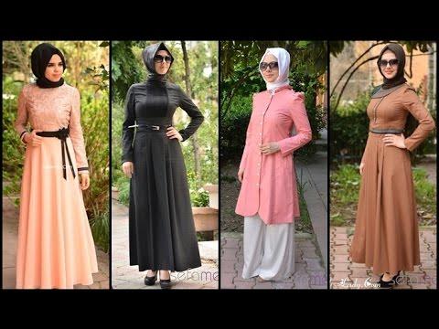 بالصور لباس المحجبات , اروع الملابس للمحجبات 488 9