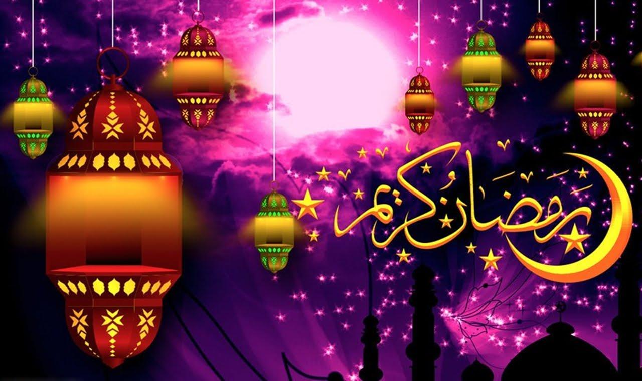 صوره تهاني رمضان , عبارات تهنئه بشهر رمضان