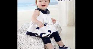بالصور ملابس بنات اطفال , موديلات ملابس بنات اطفال عصريه2019 6323 14 310x165