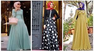 بالصور ملابس محجبات للبيع , احدث كولكشن ملابس للمحجبات 6404 15 300x165