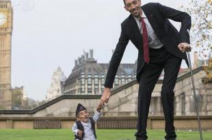 صورة اقصر رجل في العالم , من هو اقصر رجل في العالم