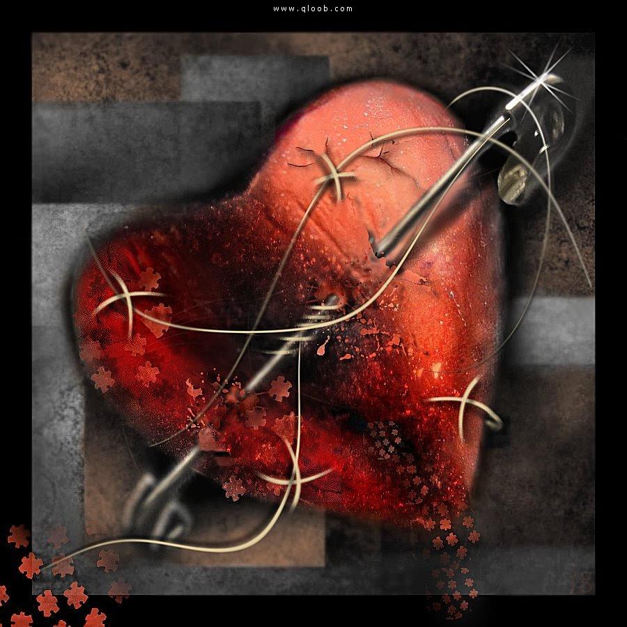 صور صور قلب موجوع , صور قاسيه لقلوب مجروحه