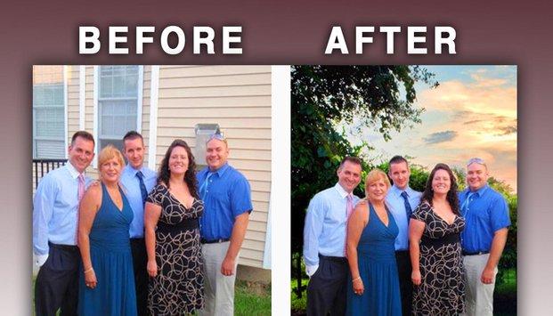 بالصور تغير خلفيه الصوره , كيف يتم تغير خلفيه الصوره بطريقه سهله 3422 2