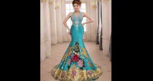 صوره اجمل فستان في العالم , اشيك فستان فى العالم جديد