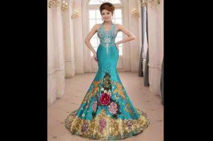 صور اجمل فستان في العالم , اشيك فستان فى العالم جديد