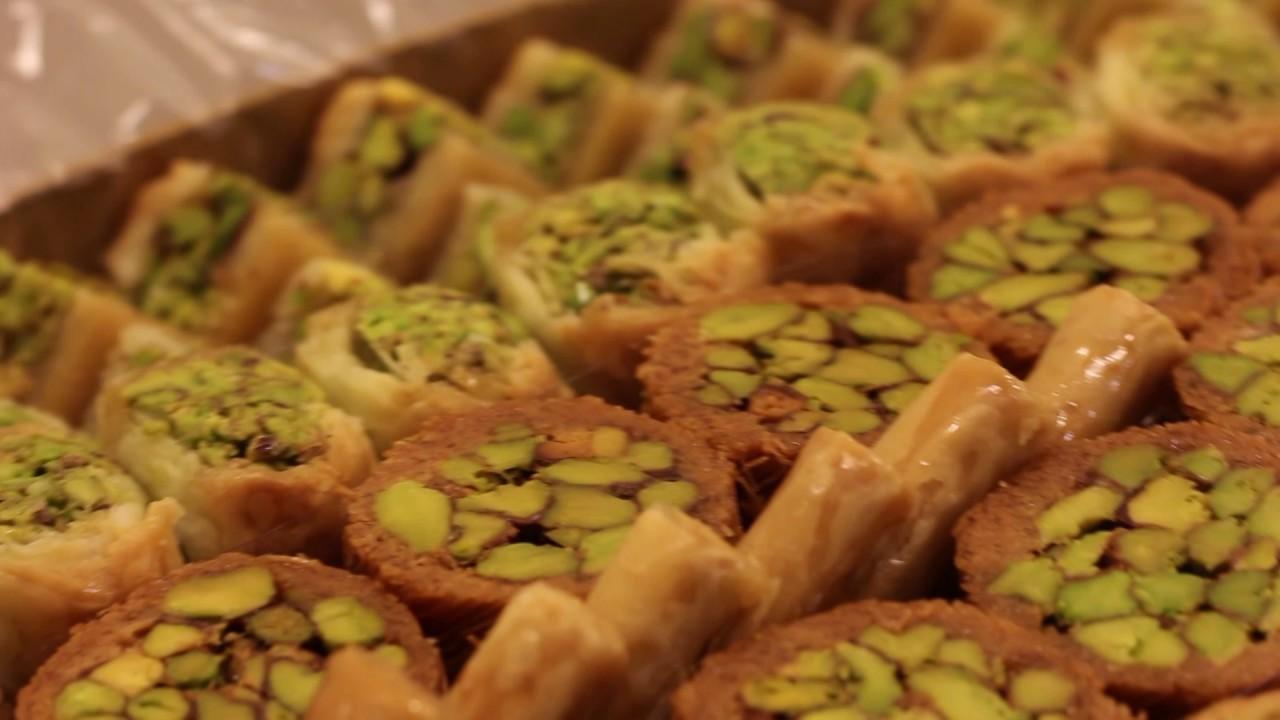 صوره حلويات عربية , اشهى الحلويات العربيه