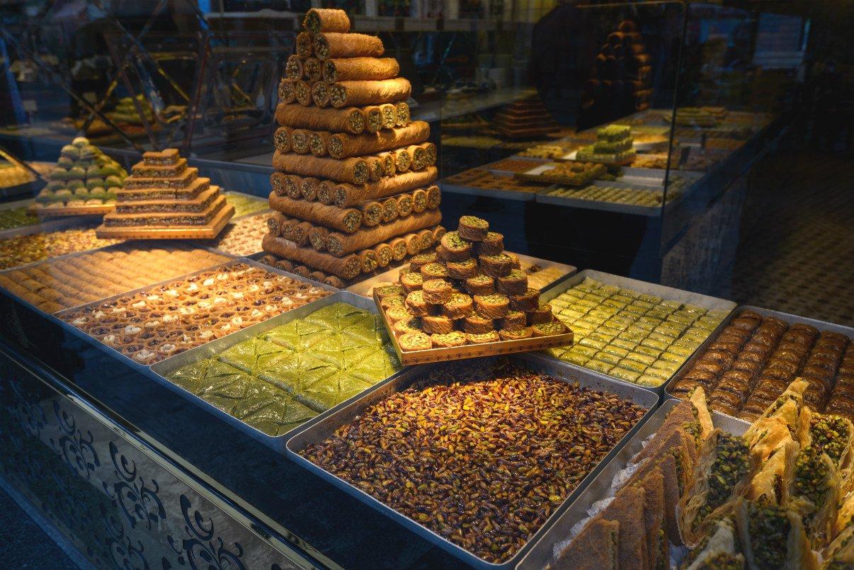 بالصور حلويات عربية , اشهى الحلويات العربيه 3723 6