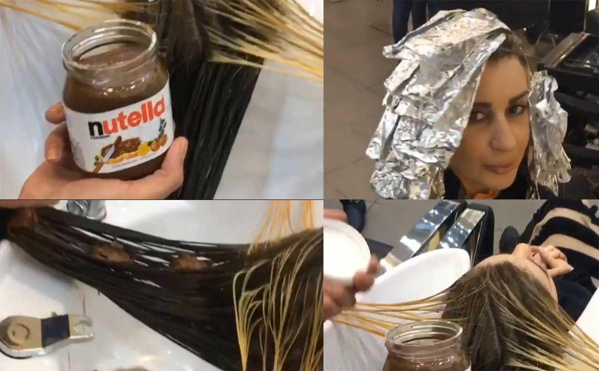 بالصور صبغات شعر طبيعية , وصفات سهله ومجربه للصبغات الشعر 2484 2