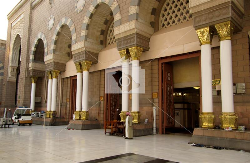 صور عدد ابواب الحرم المكي , كم عدد ابوا الحرم المكي العظيم