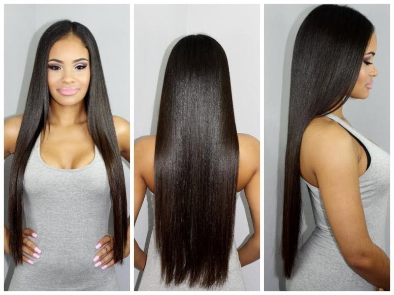 صور خلطة لتطويل الشعر في اسبوع مضمونة , وصفات رائعه جدا لتطويل الشعر