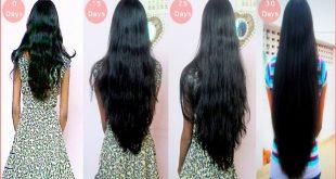 خلطة لتطويل الشعر في اسبوع مضمونة , وصفات رائعه جدا لتطويل الشعر