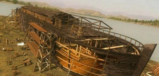 بالصور قصة سفينة نوح , معلومات عن قصه سفينه نوح 12488 1